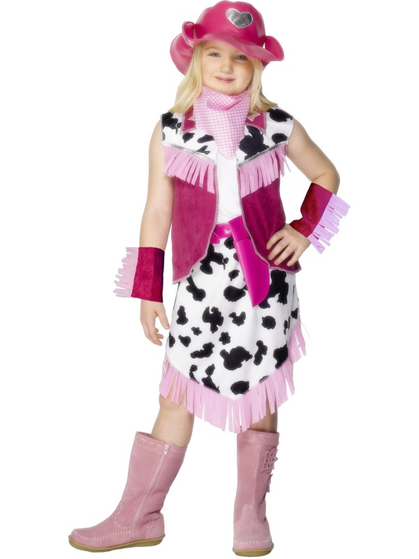 Rodeo Girl Costume  ef-28941L (smiffys)
