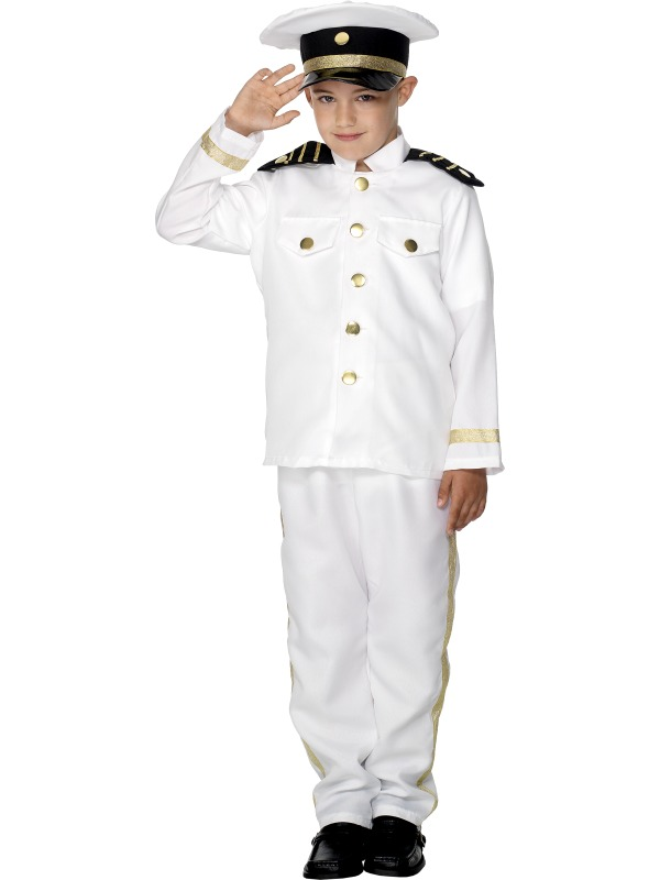Captain Costume ef-30025L (smiffys)