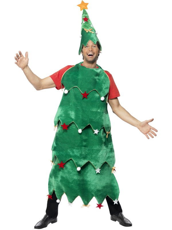 Christmas Tree Costume ef-30057 (smiffys)