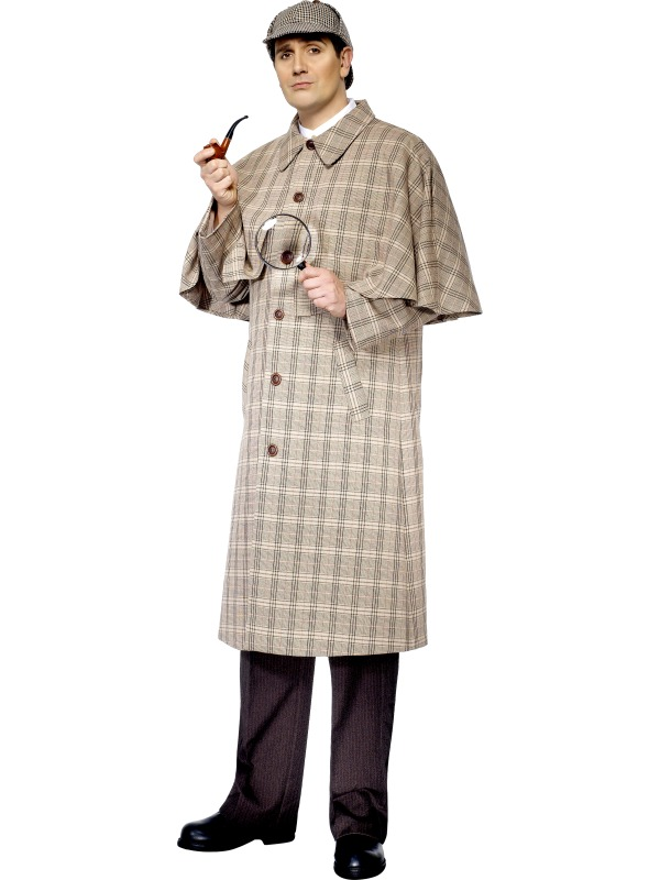 Tales of Old England Sherlock Holmes Costume ef-30