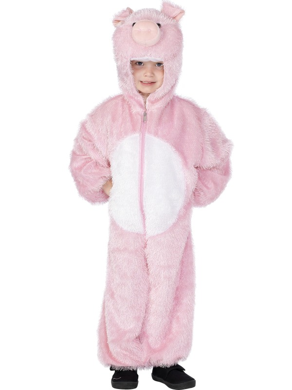 Pig Costume, Age 3 - 5 ef-30775 (smiffys)