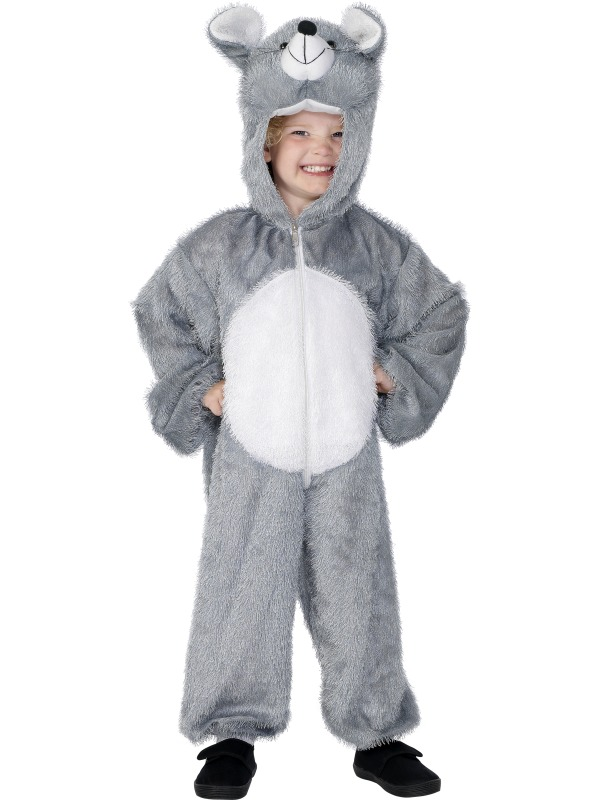 Mouse Costume, age 5 - 8 ef-30790 (smiffys)