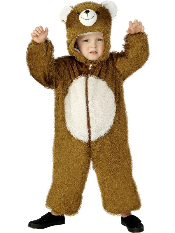 Новогодний костюм для мальчика своими руками мишка