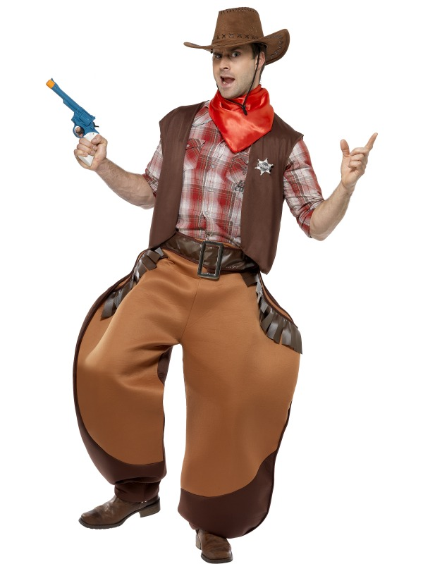 Big Bad John Cowboy Costume ef-31080