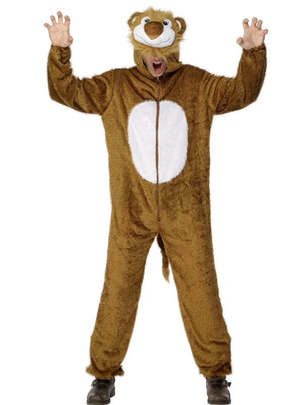 Lion Costume adult ef-31678M (smiffys)