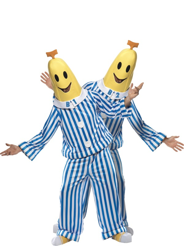 Bananas in Pyjamas Costume. ef-33131M (smiffys)
