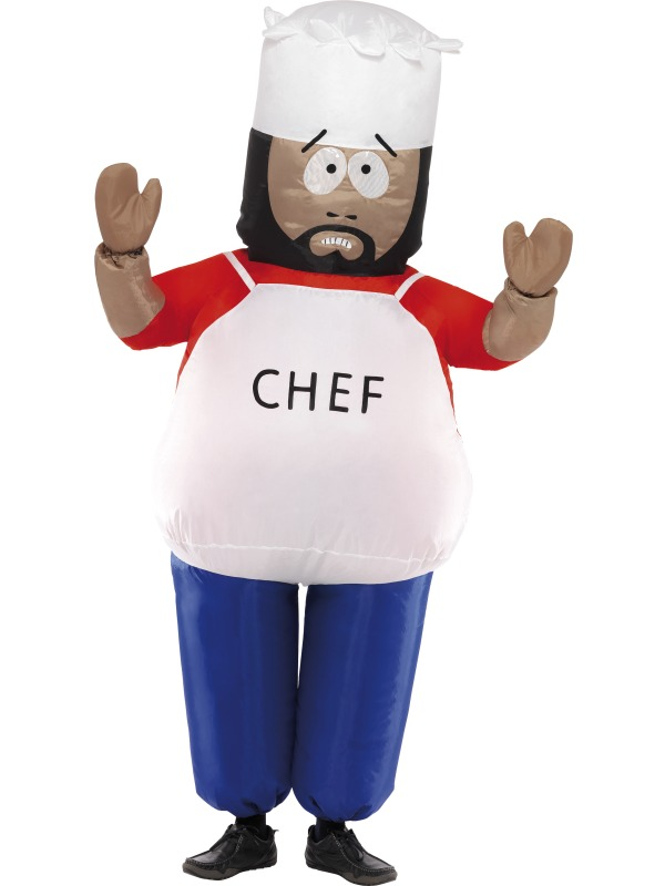 South Park Chef Costume ef-33429 (smiffys)