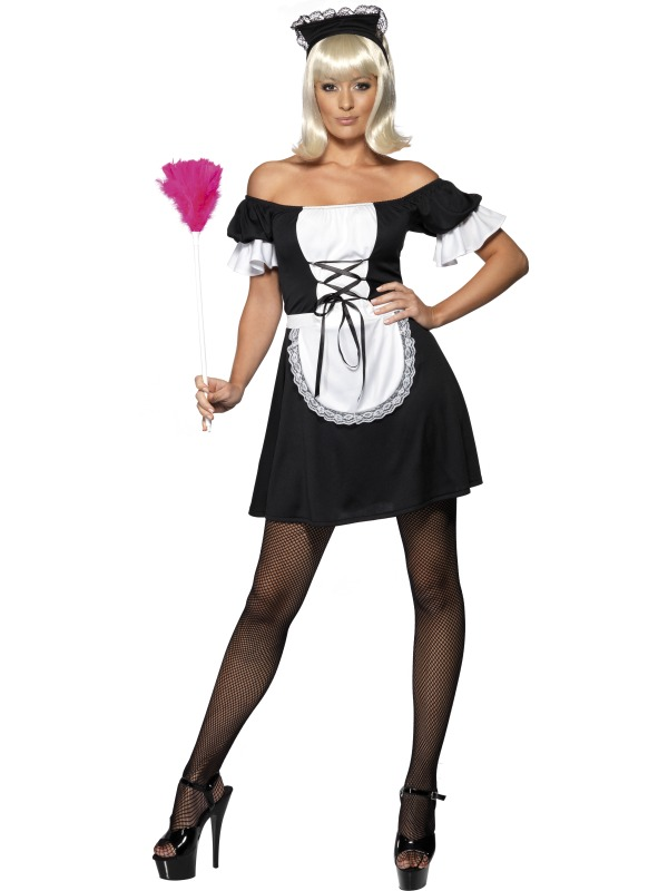 French Mistress Costume ef-33494L (smiffys)