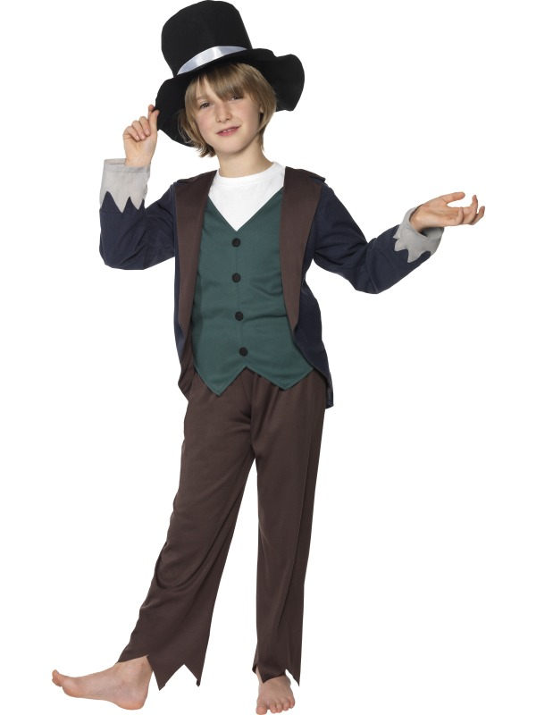 Victorian Poor Boy Costume ef-33708M