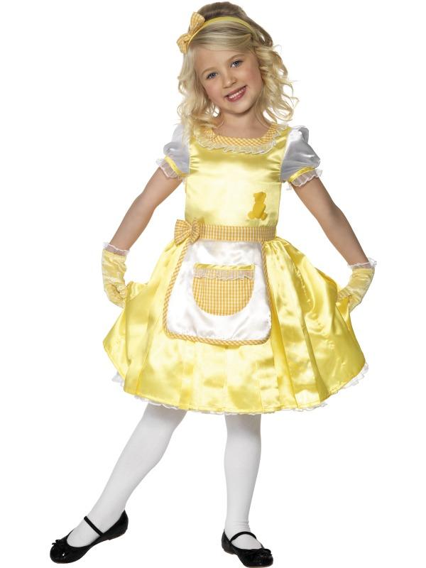 Fancy dress factory ef 34176s goldilocks costume ef 34176s
