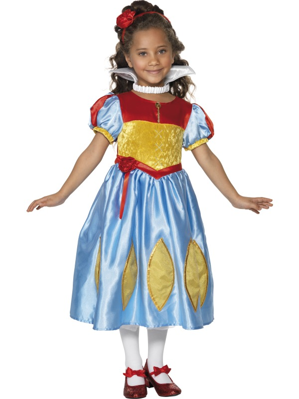 Snow White Costume ef-34282S (smiffys)