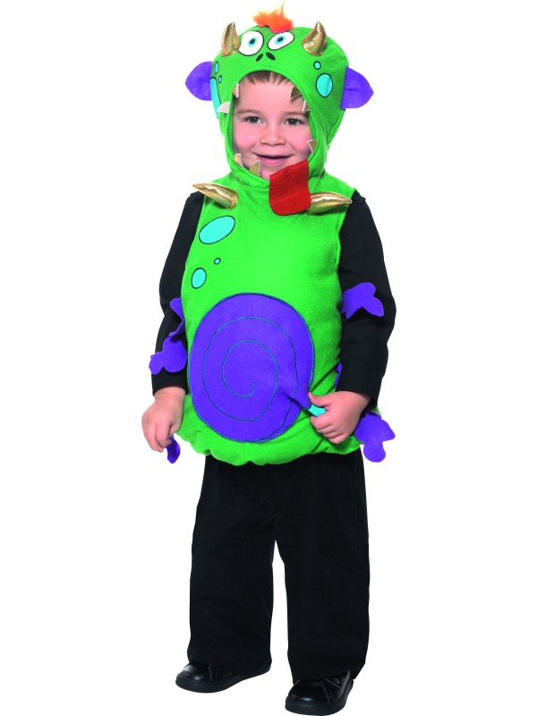 Little Monster Costume ef-35649T1(1-2yrs)
