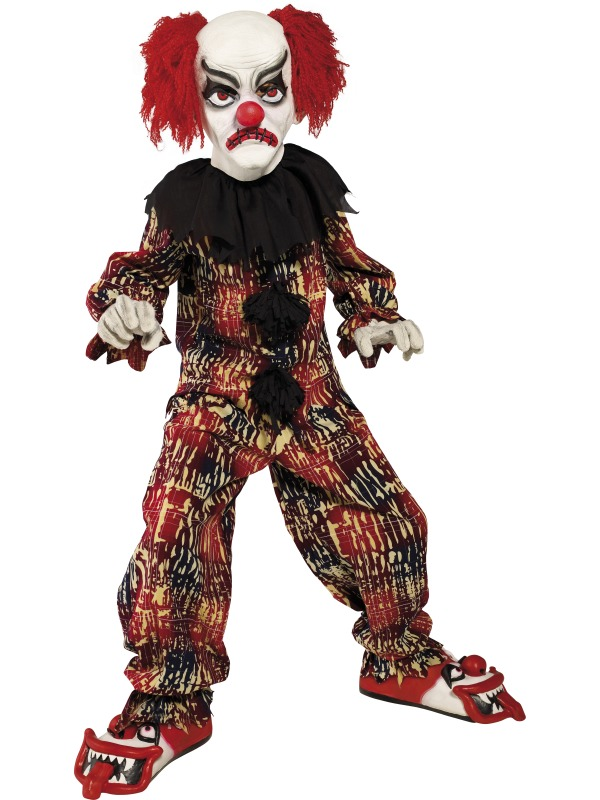 Scary Clown Costume ef-36161M (smiffys)