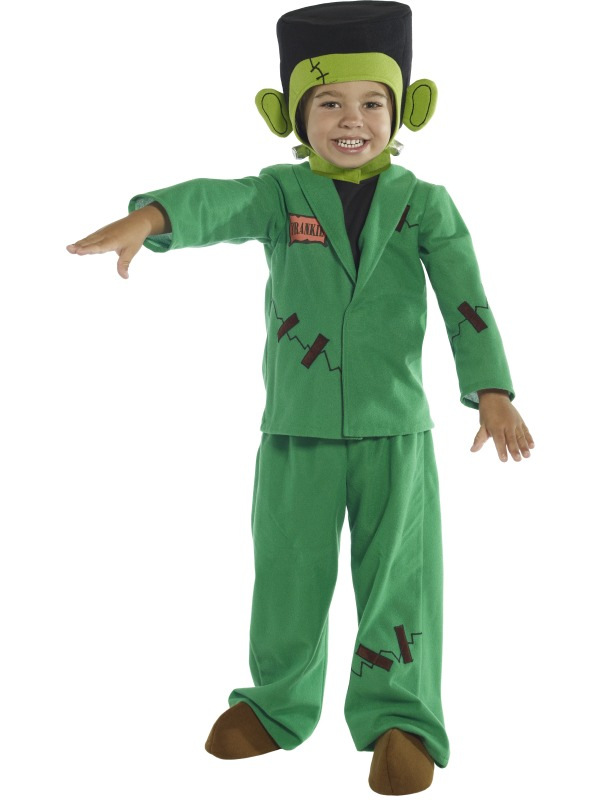 Monster Costume ef-36168T2 (3-4yrs)