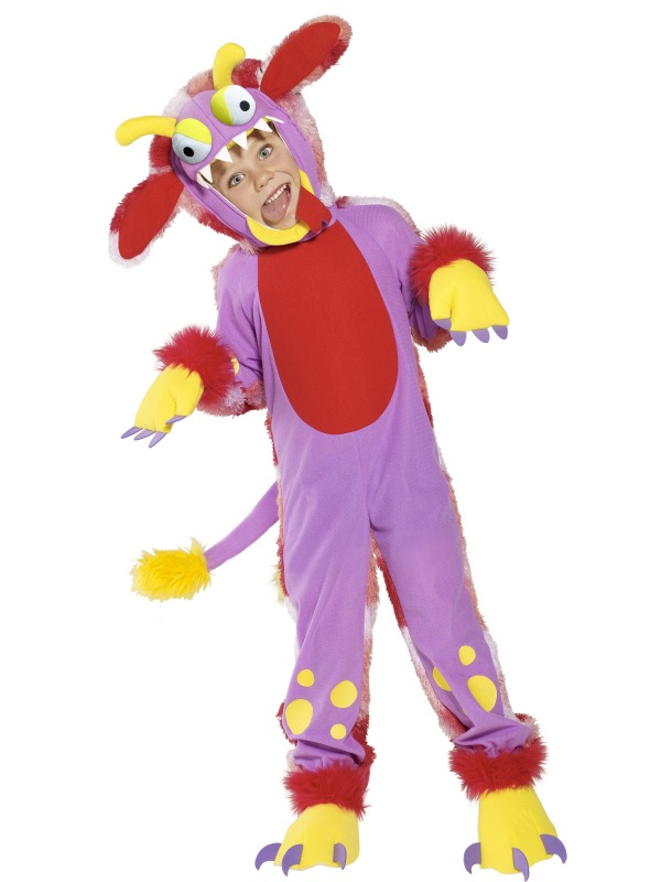 Wacky Grizzle Costume ef-36179T2 (smiffys)