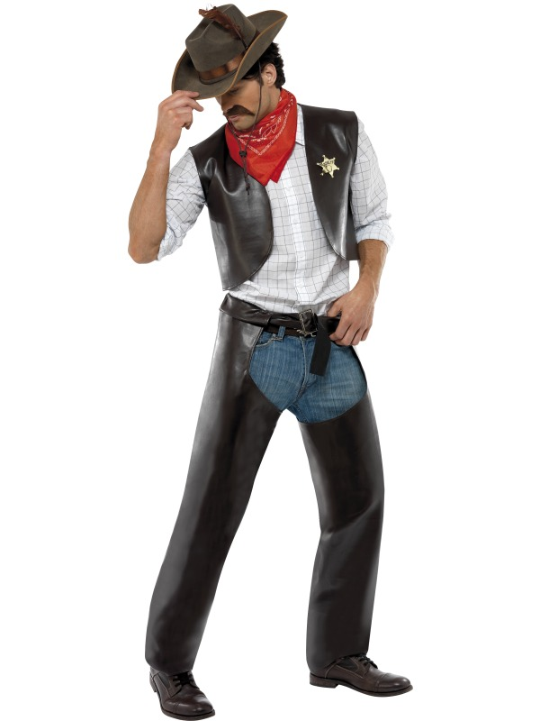 Village People Cowboy Costume ef-36238 (smiffys)