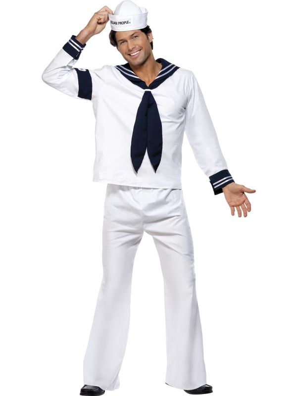 Village People Navy Costume ef-36240 (smiffys)