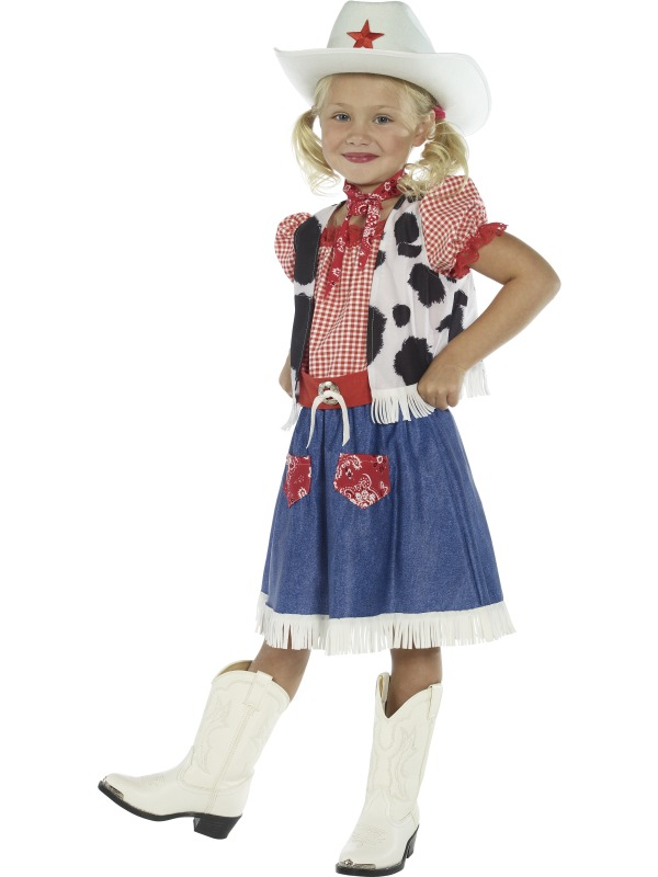 Cowgirl Sweetie Costume ef-36328T2 (smiffys)