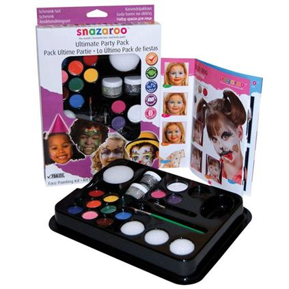 Snazaroo Party pack face painting kit MU090(Large
