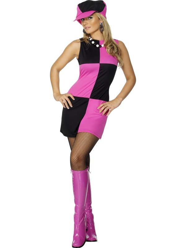 swinging 60's costume female 30194
