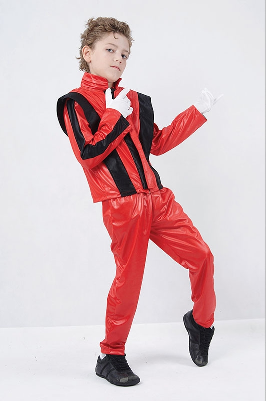 Thriller costume kids large 9-11 yrs