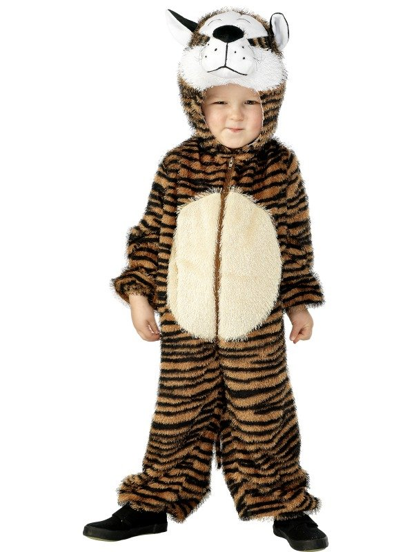 kids tiger costume 30802. Age 3-5yrs