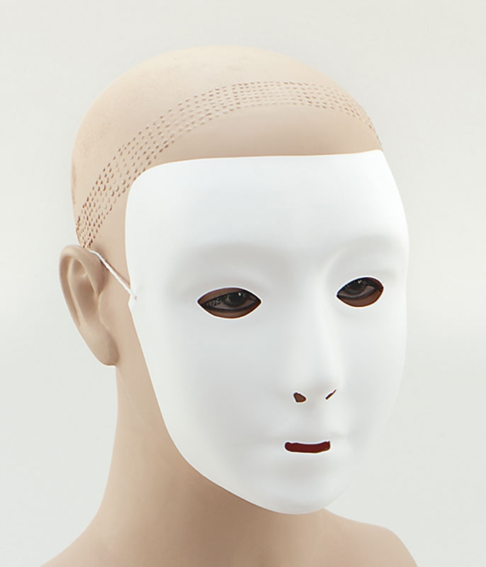 White face mask PM055