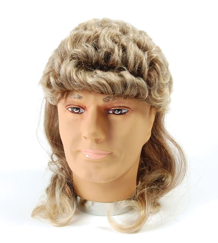 Mullet wig 2 tone BW670