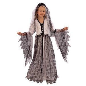 Zombie Corpse Bride costume CC642 -Medium 5-7 year